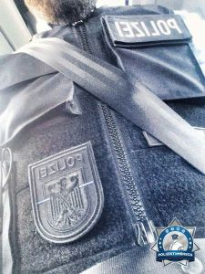 TBL Bundespolizei Patch Mehmet