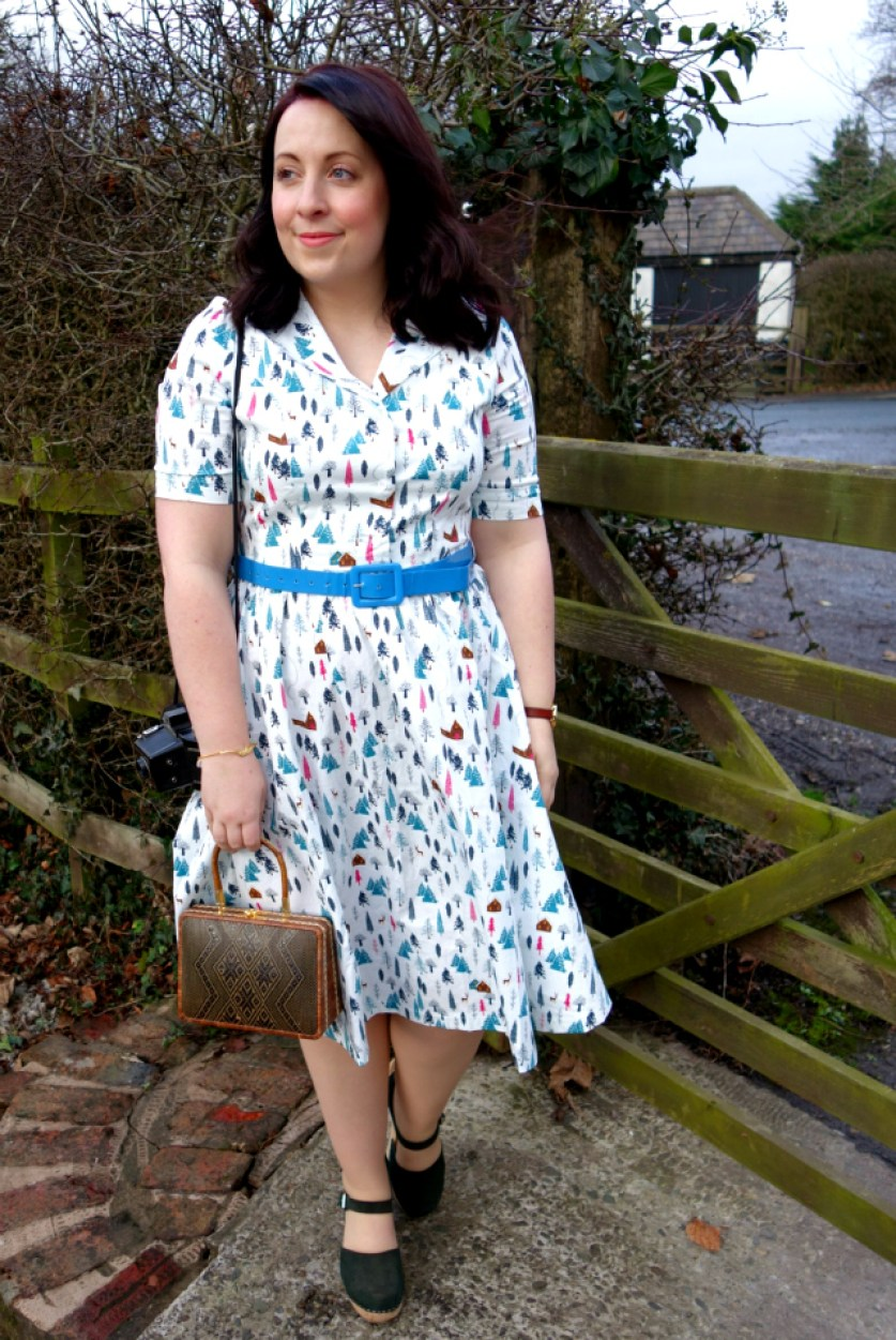 Lindy Bop Bletchley Dress