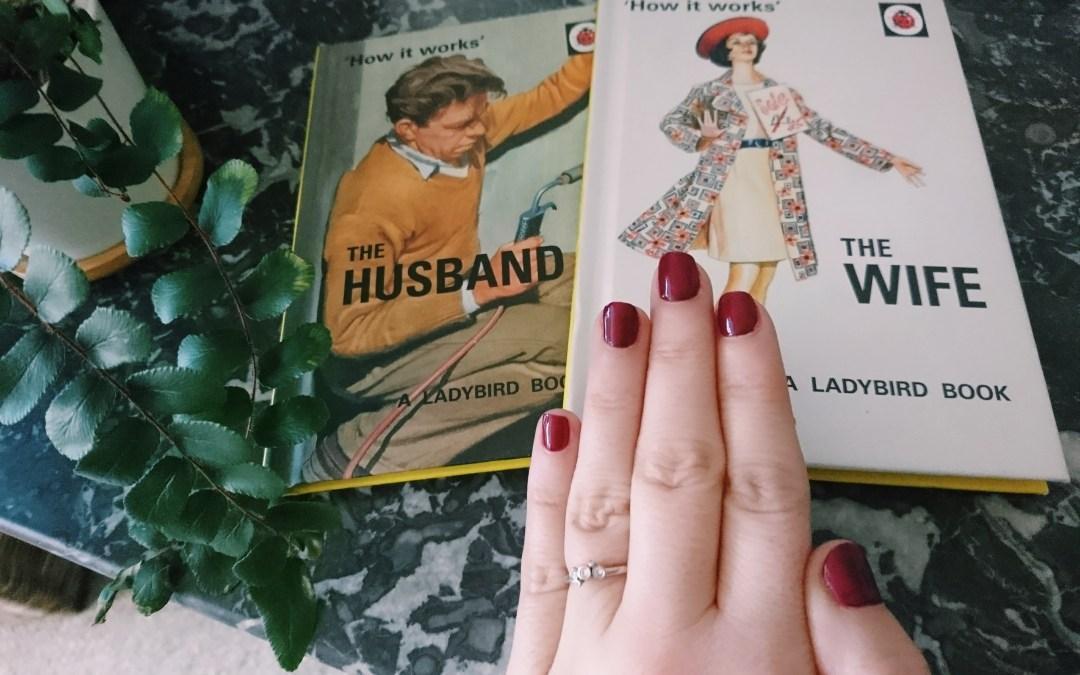 Choosing my wedding ring at Mirri Damer, Falmouth