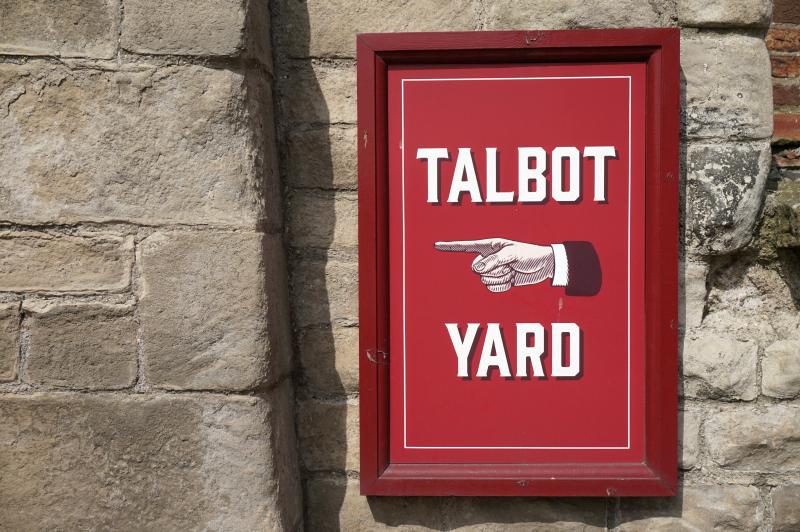 Talbot_Yard, Malton