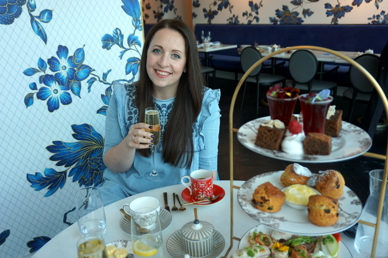 World of Wedgwood Afternoon Tea with Champagne