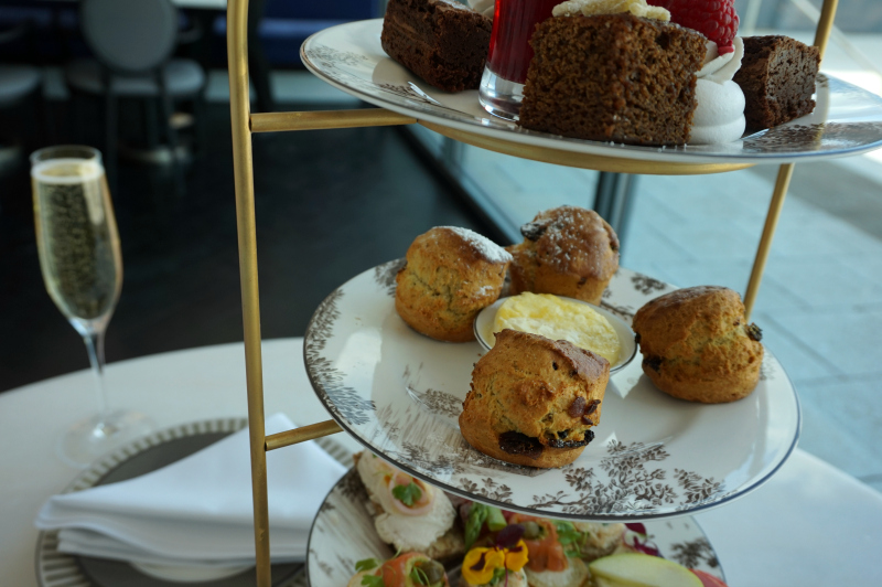 World of Wedgwood Afternoon Tea Close Up