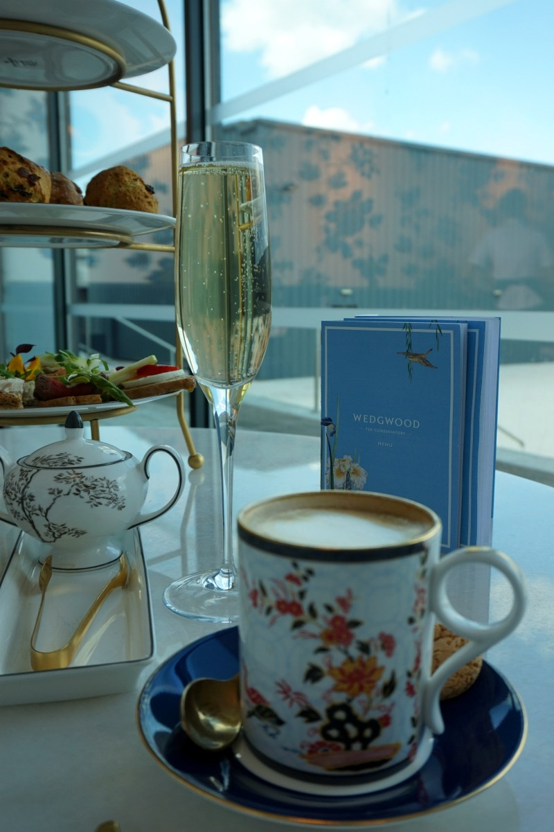World of Wedgwood Champagne