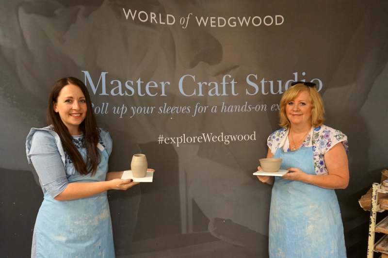 World of Wedgwood Master Craft Studio