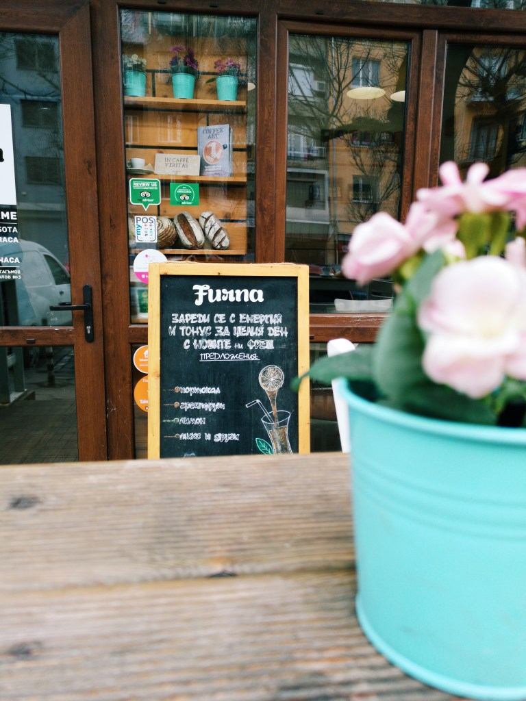 Things to do in Sofia Furna Cafe
