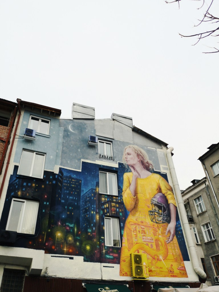 Things to do in Sofia Street Art