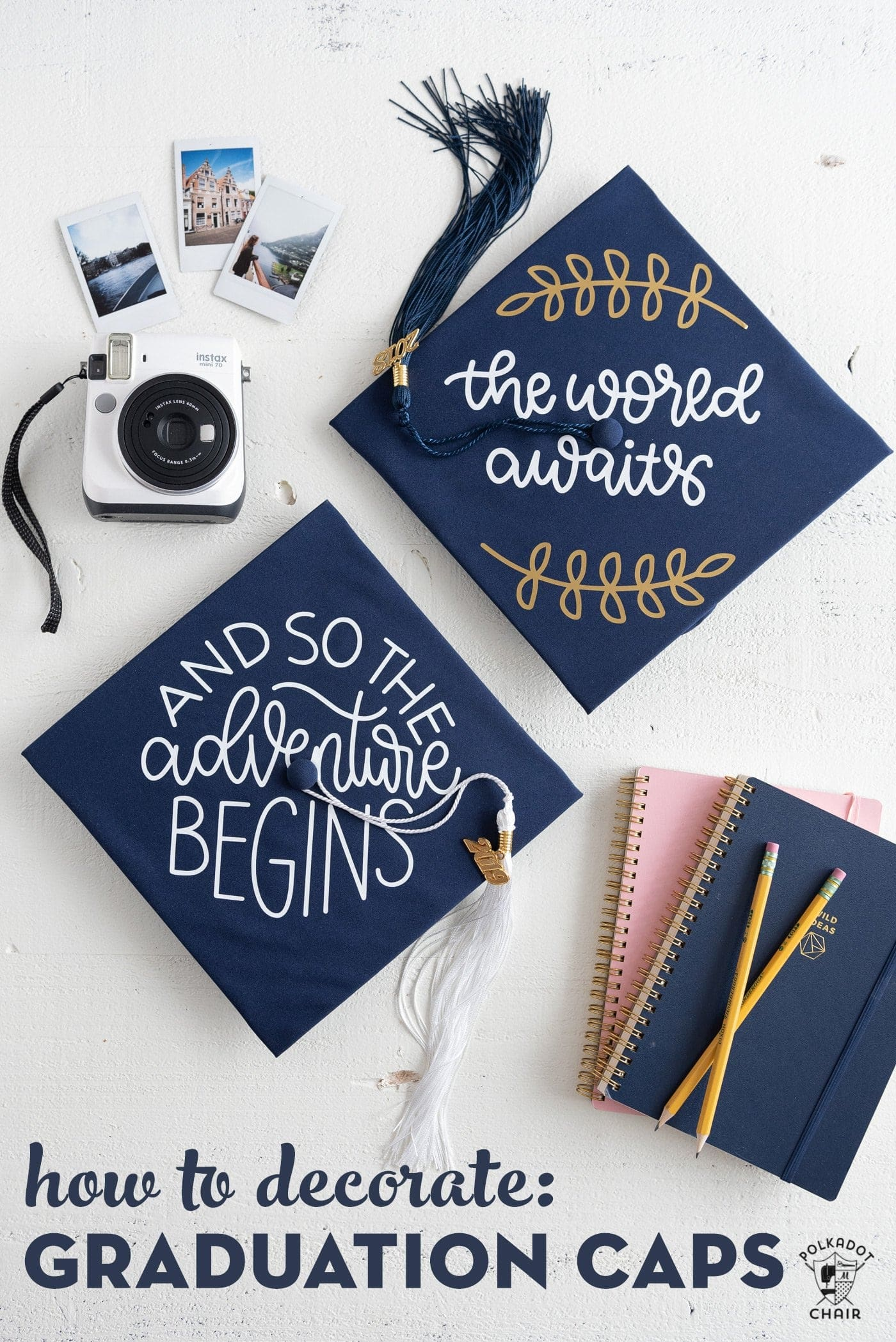 Diy Graduation Cap Decoration Tutorial Amp Ideas