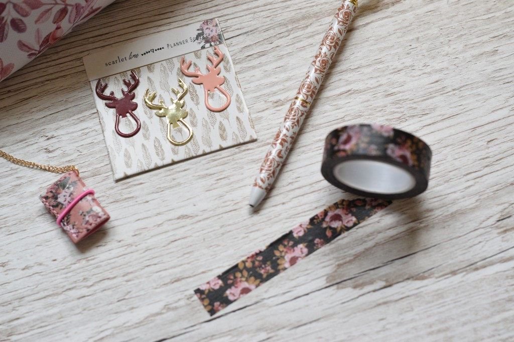 planner society washi tape