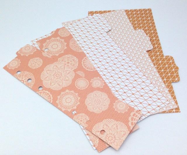 orange dividers