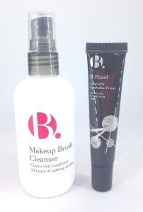 b make up cleanser