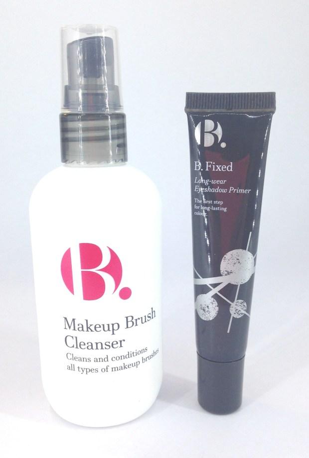 b make up cleanser