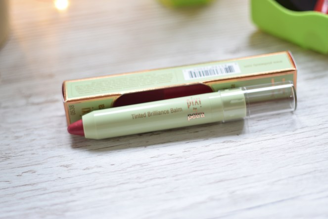 pixi tinted brilliance balm