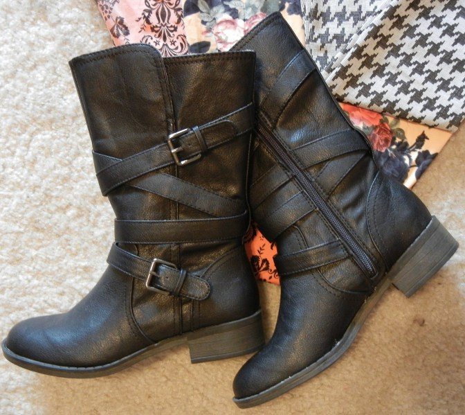 Moto boots | Christina's Best Life