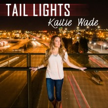 """Cover art for """"Tail Lights,"""" posted to Kaitie's social media and Bandcamp page."""