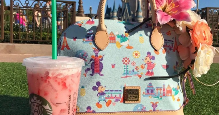 Dooney and Bourke Disney Bags 2017