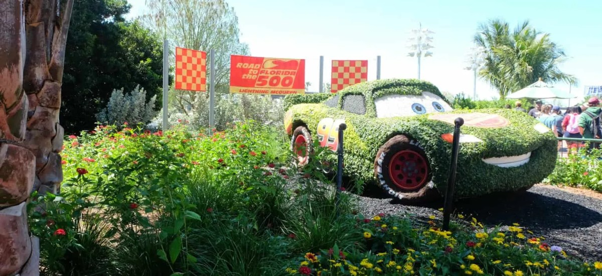 A Year of Walt Disney World Festivals