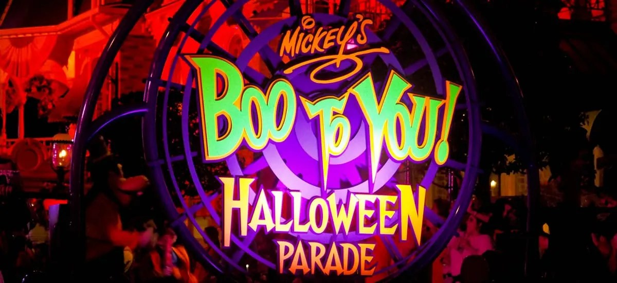 Boo to You Parade, Halloween at Disney Hacks and Disney Shirts