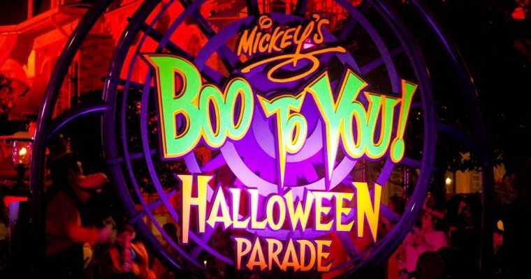 Boo to You Parade, Halloween at Disney Hacks and Disney Shirts