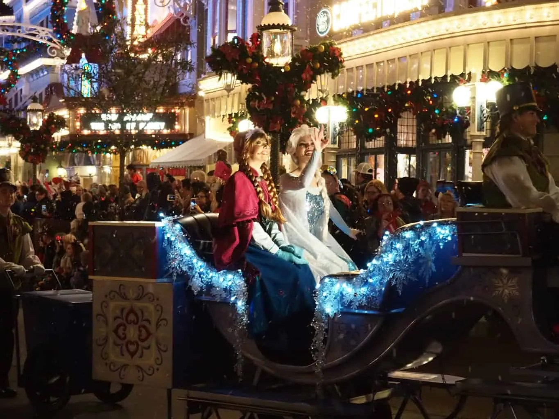 Merry Christmas from Walt Disney World