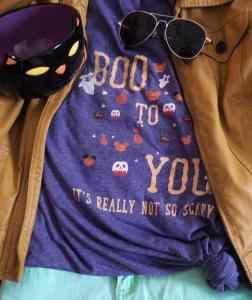 disney halloween shirt