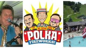 Lenny Gomulka at Big Dan's Annual Bash at Polka Fireworks