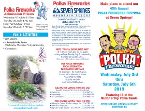 2019 Polka Fireworks Brochure