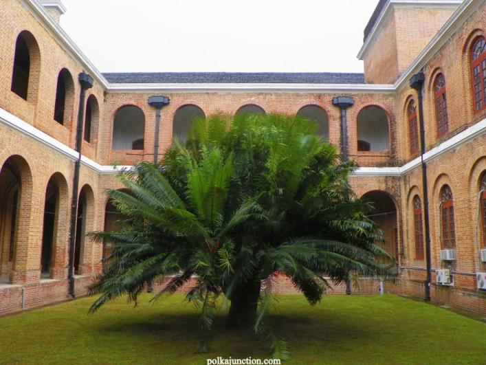 FRI Courtyards
