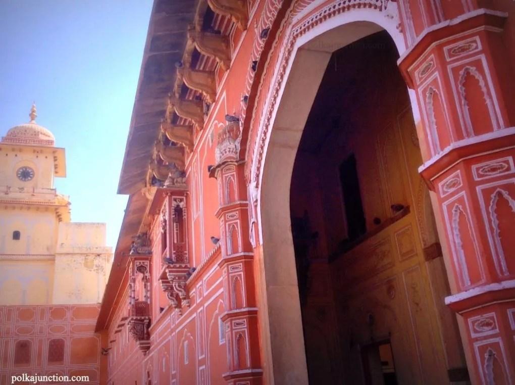 City Palace Jaipur Architecture