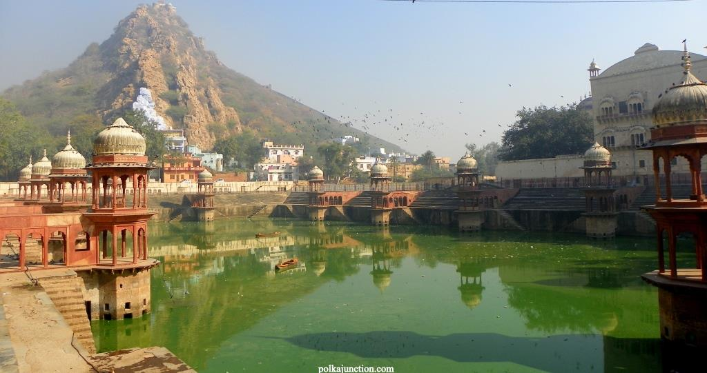 Sagar Lake in Alwar