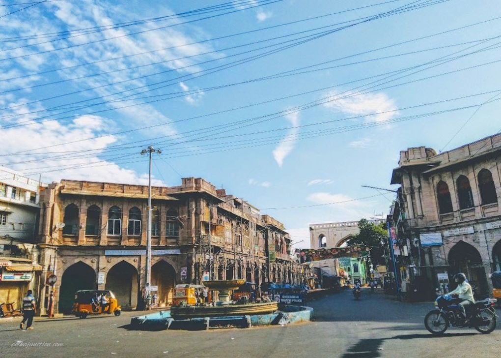 travel guide to hyderabad