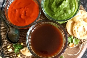 How to make Chutney for Chaat and Sev Puri