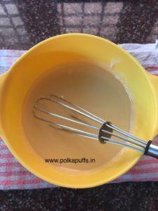 Bakery Style Ribbon Cake | Egg free, Butter free Recipe