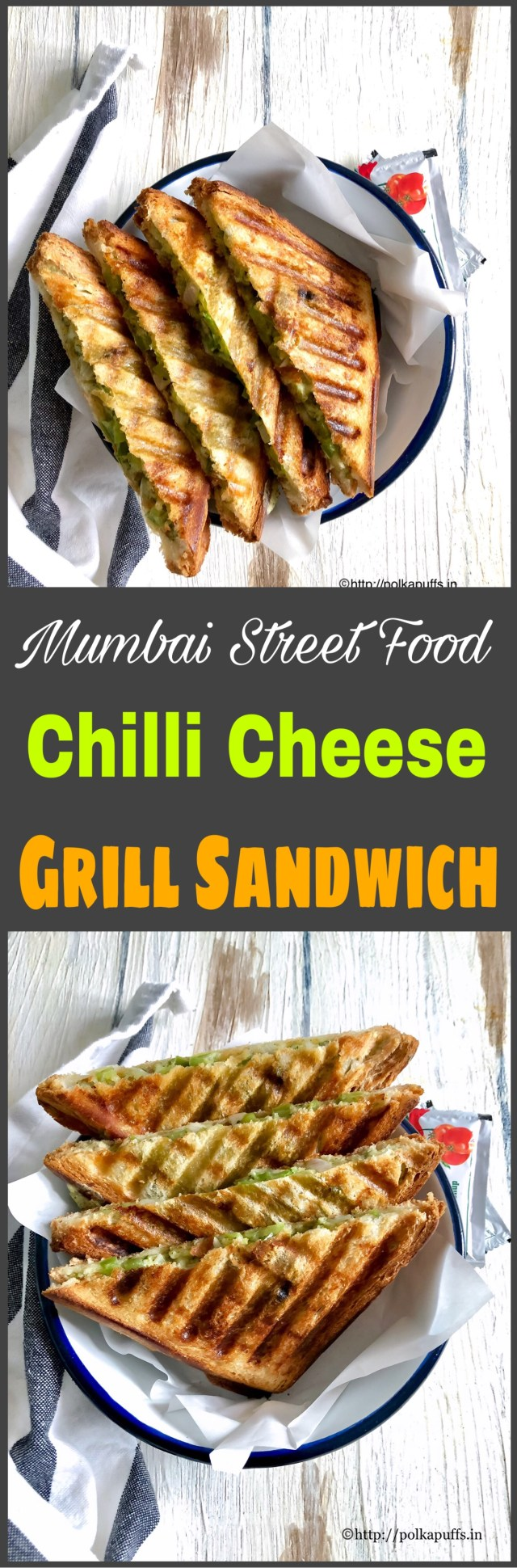 Chilli Cheese Grill Sandwich | How to make Chilli Cheese Toast