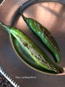 Hyderabadi Mirchi Bhajji Vegan & GF | How to make Hyderabadi Mirchi Wada