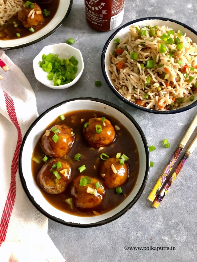 Veg Manchurian recipe | How to make Veg Manchurian | Manchurian recipe