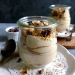 Egg free Biscoff Mousse   Egg free Cookie Mousse
