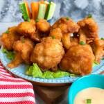 Cauliflower Wings | Vegan Cauliflower Wings