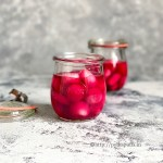 How to make Pickled Red Onions | Sirke Wale Pyaaz