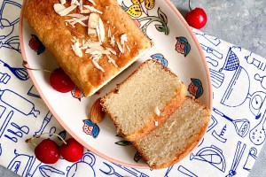 Eggfree Almond Cake | Almond Cake without Eggs