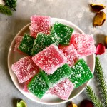 Jujubes | Recipe for Homemade Jujubes