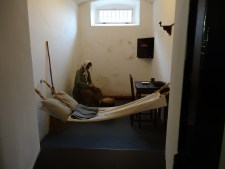 I believe this was an example holding cell