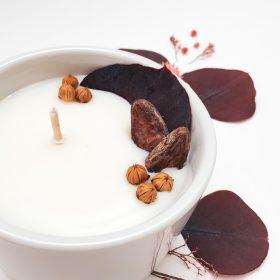 bougie 150gr chocolat chaud