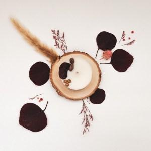 P'ollen-bougie chocolat chaud