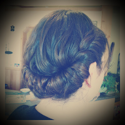 Super Cute Hair Twist + Curls = Awesome