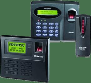Sistema de control de acceso