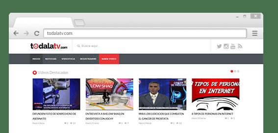 TodaLaTV.com