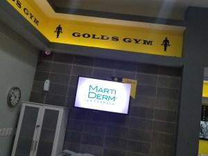 Gold's Gym Galería 360