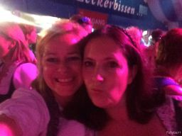 one of the few selfies @pink Wiesn