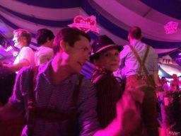 dancing @pink Wiesn