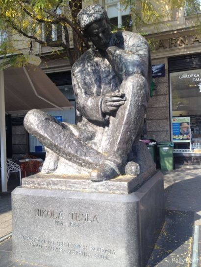 Nikola Tesla the Leonardo da Vinci of electronic age (I found that at wikipedia)